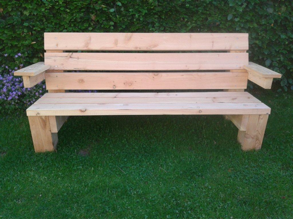 Intratuin houten tuinbank houten tuinbank in engelse tuin for Intratuin tuinmeubelen